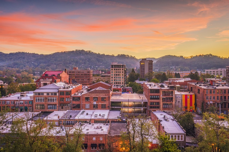 How Asheville's Rags Created Riches
